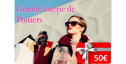 Grande loterie du mois de juillet : 50€ en points à gagner !
