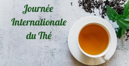 Célébrez la Journée du thé !