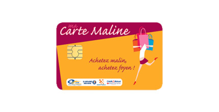 Pensez à utiliser votre Carte Maline !