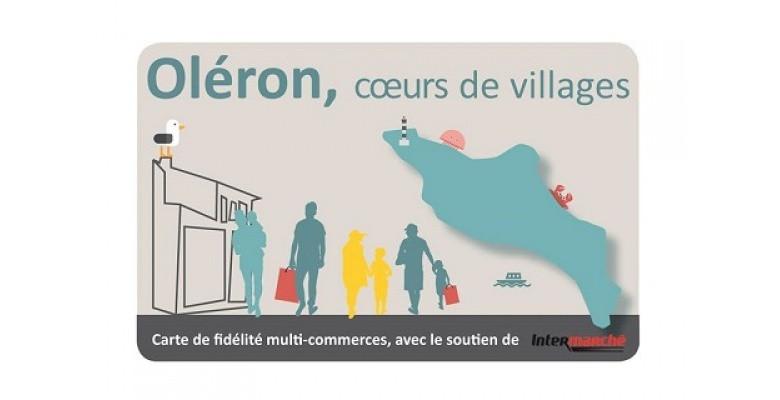 La Carte Oléron Cœurs de Villages est disponible chez vos commerçants !