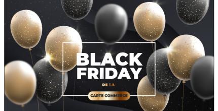 Black Friday de la Carte Commerce !