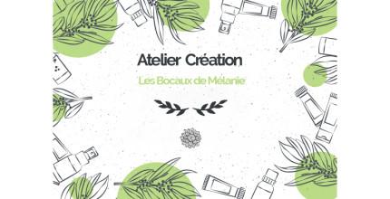 Venez créer vos produits de beauté !
