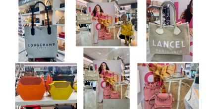 Découvrez la nouvelle collection aux couleurs du Printemps en boutique !!