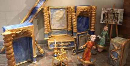 Les mains dans le baroque : visite ludique en famille