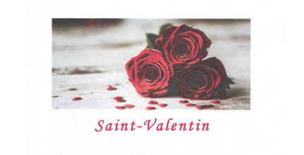 Spécial Saint-Valentin !