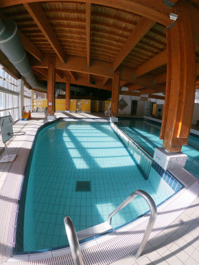 Swimming pool leisure