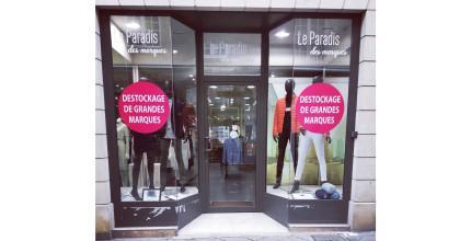 Refaites votre garde-robe et cagnottez dès le 1er euro d'achat !