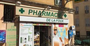 PHARMACIE DE LA FOUX