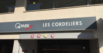 PARKING DES CORDELIERS Q-PARK