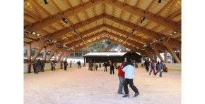 La Patinoire du Grand-Bornand