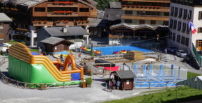 Base de loisirs - La Clusaz club des sports